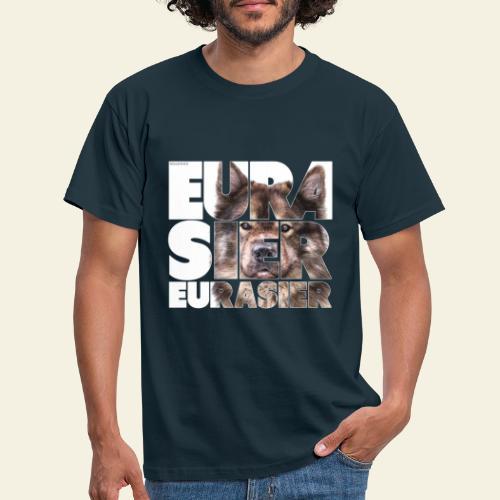 Eurasier IV - Miesten t-paita