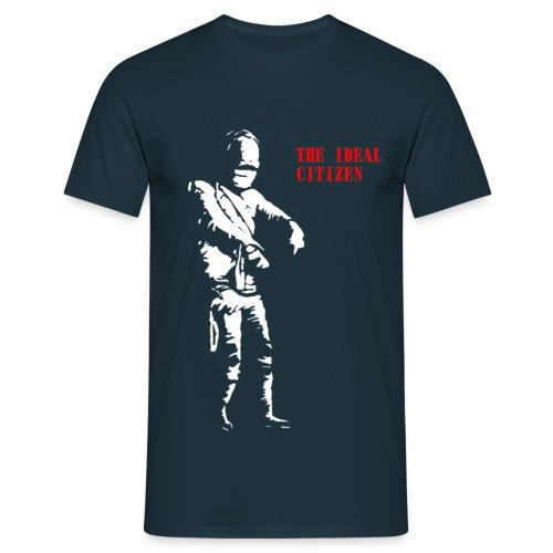 ideal citizen trans png - Männer T-Shirt