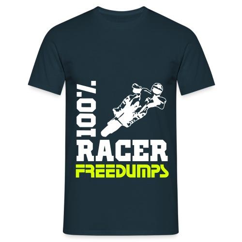 FREEDUMPS - Männer T-Shirt