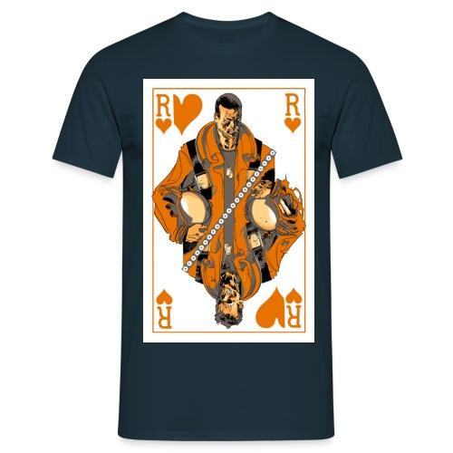 UW1 carte à jouer Balti - T-shirt Homme