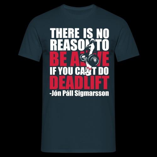 JON PALL TRIBUTE - Men's T-Shirt