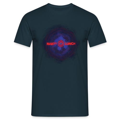 NAKED FRACTAL # 1 - Men's T-Shirt