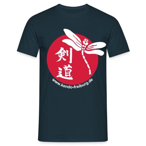 kendo freiburg klein - Männer T-Shirt