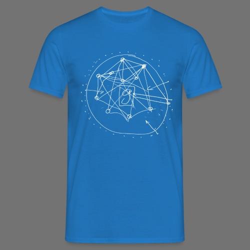 Strategia SEO nr 1 (biały) - Koszulka męska