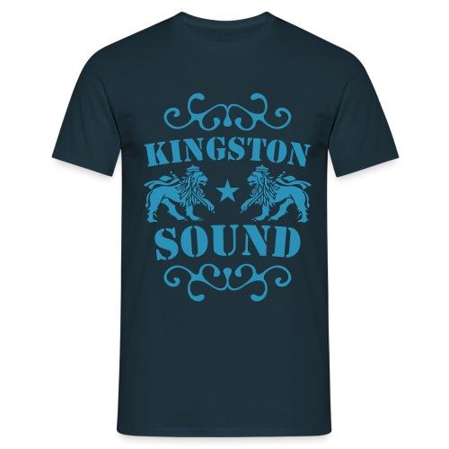 kingston sound 2 - Männer T-Shirt
