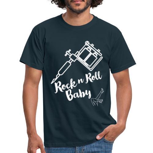 Rock n Roll - Männer T-Shirt
