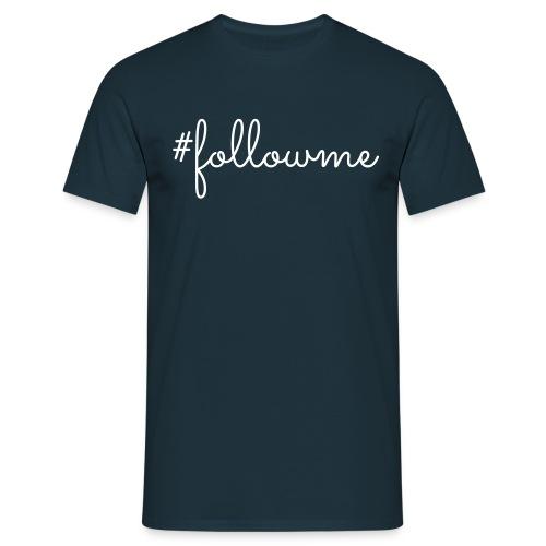 followme - Mannen T-shirt