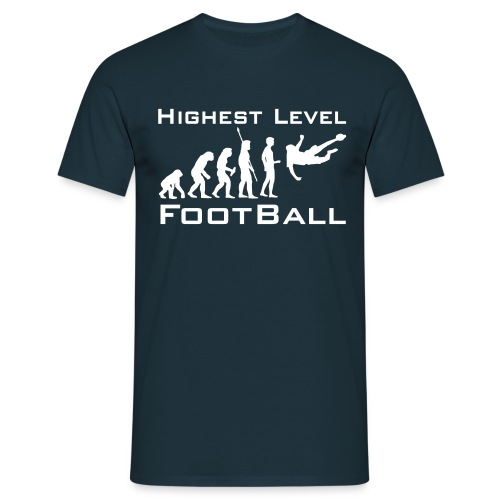 Highest Level FootBall - Männer T-Shirt