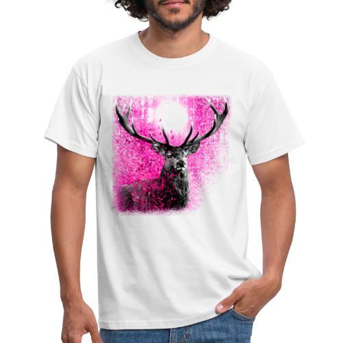 hirsch01 - Männer T-Shirt