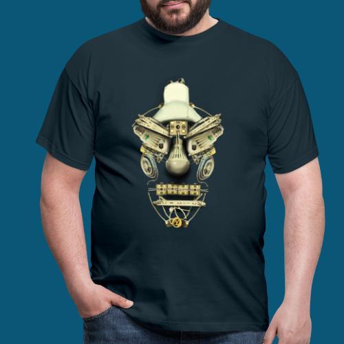 Led Jägert png - Männer T-Shirt