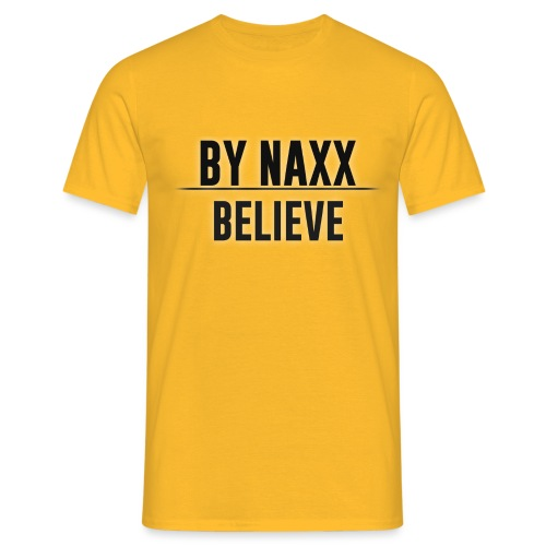 By NAXX Moto png - Men's T-Shirt