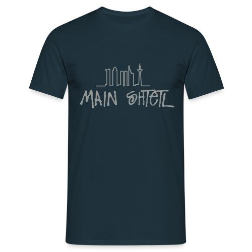 mainshtetl - Männer T-Shirt