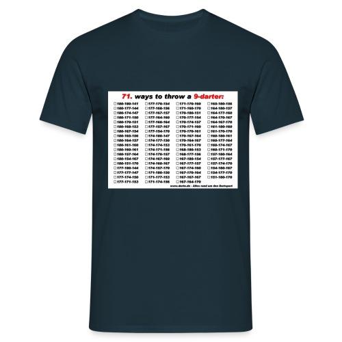 o116756 - Männer T-Shirt