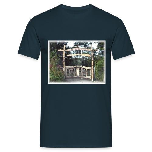 Sechsämterranch - Männer T-Shirt