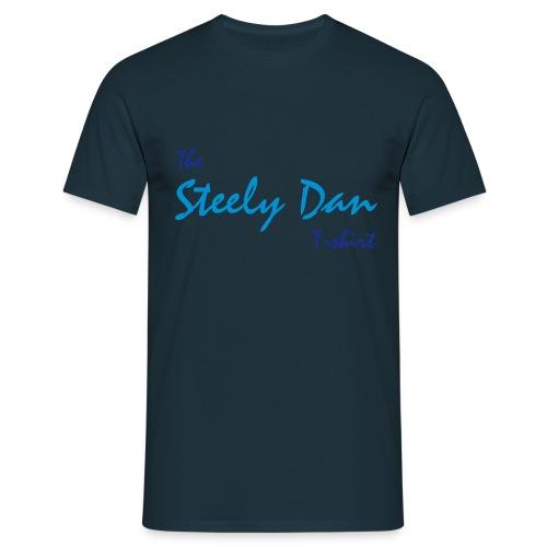 thesteelydantshirt - T-skjorte for menn