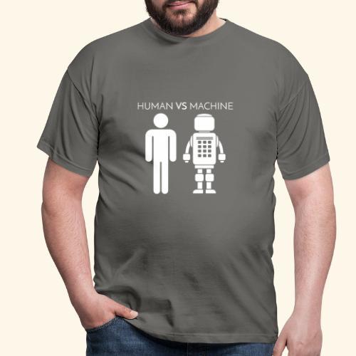 Human VS Machine - Maglietta da uomo