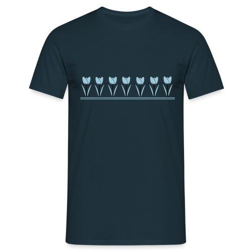 tulpen - Mannen T-shirt