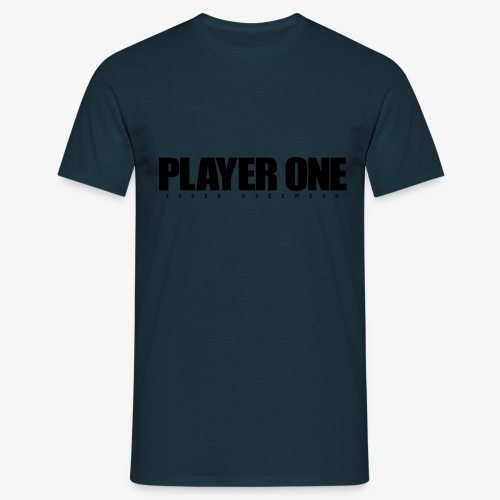 GET READY PLAYER ONE! - Herre-T-shirt