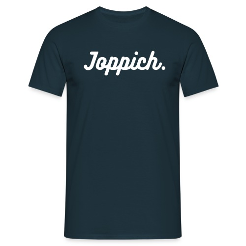 JoppichLogoBig png - Männer T-Shirt