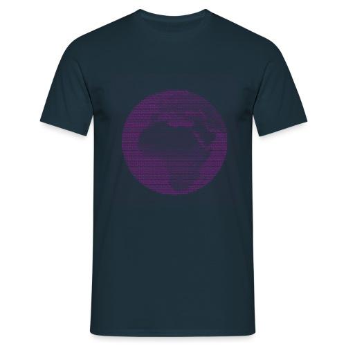 Ascii-Love - Männer T-Shirt