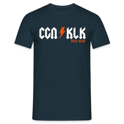 CGN KLK   AC-DC - Männer T-Shirt