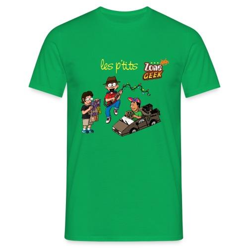 ptits zg3 - T-shirt Homme