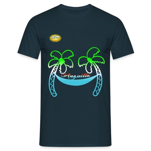 Anguilla - Men's T-Shirt
