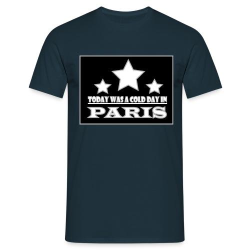 ColdParis - T-shirt Homme