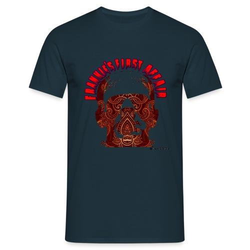 Frankie first affair - Camiseta hombre
