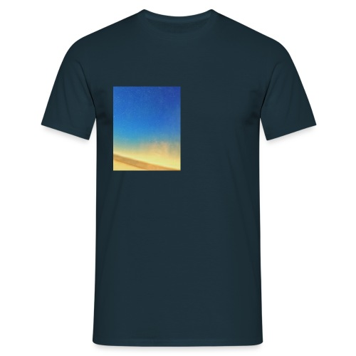 from airplane - Men's T-Shirt