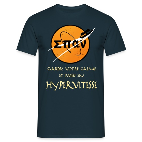Keep_Calm_WOS - T-shirt Homme
