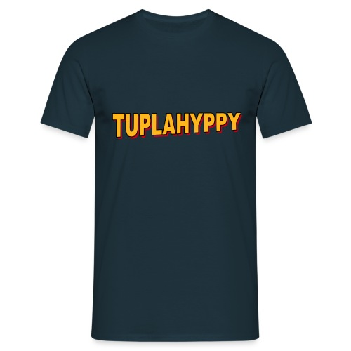 TUPLAHYPPY Essential Collection - Miesten t-paita