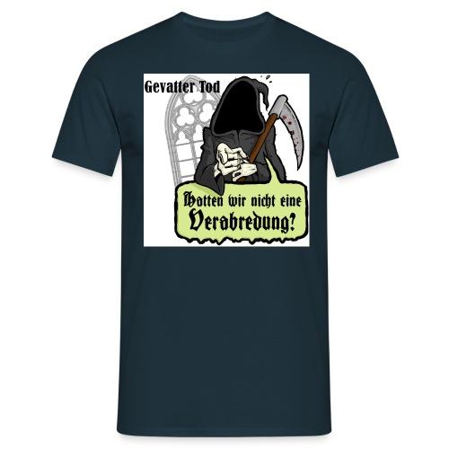 gevatter shirt2 - Männer T-Shirt