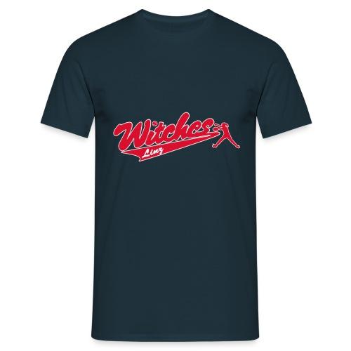 Logo Witches100 100 RGB - Männer T-Shirt
