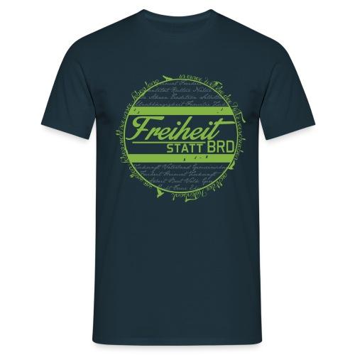 freiheit2 - Männer T-Shirt