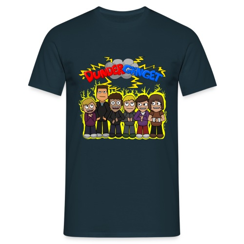 Dundergänget - T-shirt herr