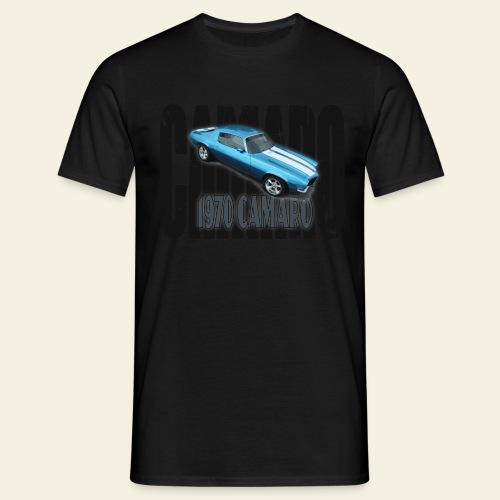 70 Camaro - Herre-T-shirt