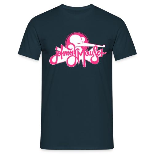 johnny mauserpink - Männer T-Shirt
