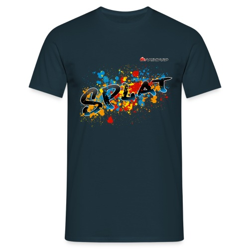 Maxboard Splat - Männer T-Shirt