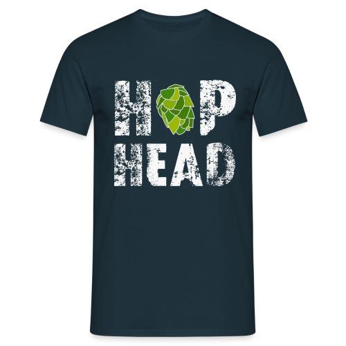hophead kontur png - Männer T-Shirt