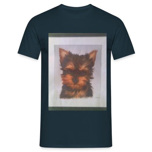 le chein de ville - T-shirt Homme