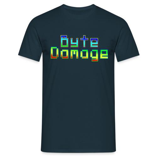Byte Damage - Men's T-Shirt