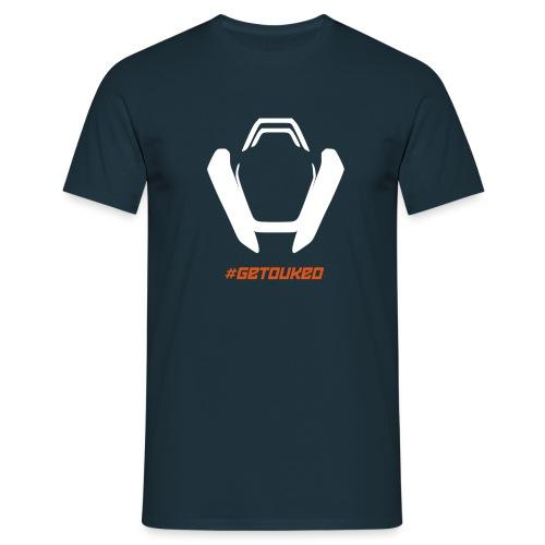 sd1 white getduked - Männer T-Shirt