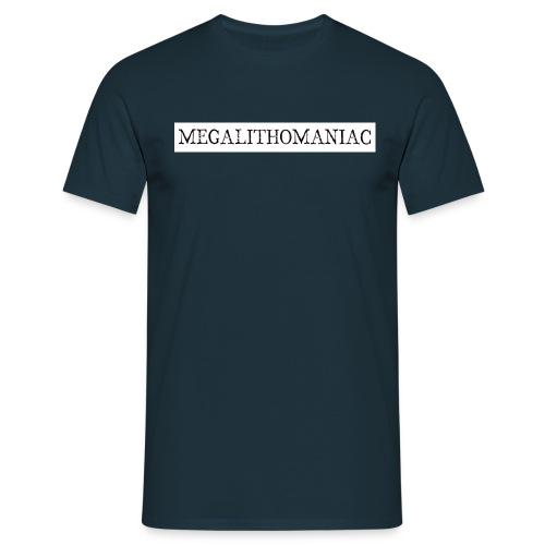 whitemegatshirt - Men's T-Shirt