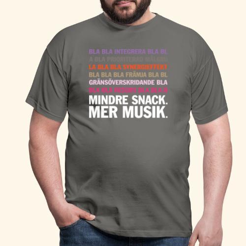 bla bla bla 2012 spring colors - T-shirt herr