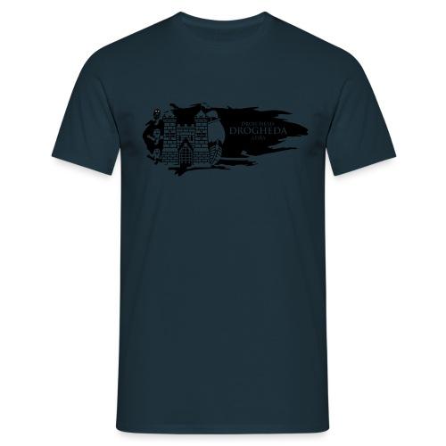 Drogheda Laurences Gate Black - Men's T-Shirt