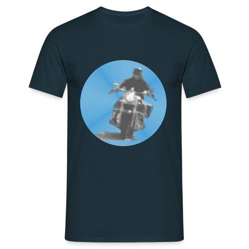 biker - T-shirt herr