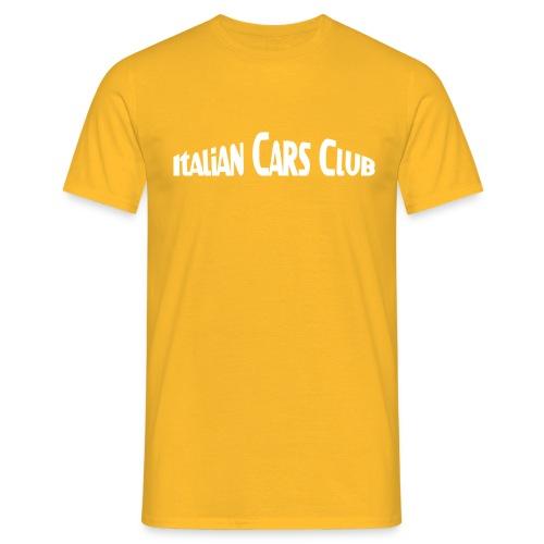 italiancarsclub - T-shirt Homme