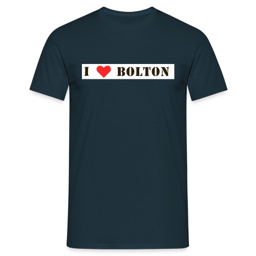 lovebolton - Men's T-Shirt