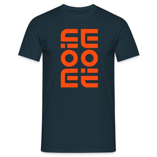 moin-niom - Männer T-Shirt